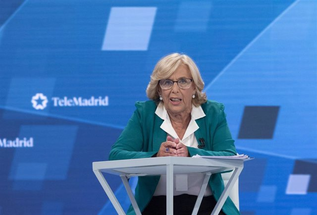 """26M.- Carmena alerta de lo """"grave que es que Cs esté dispuesto a gobernar con el apoyo de la extrema derecha"""""""