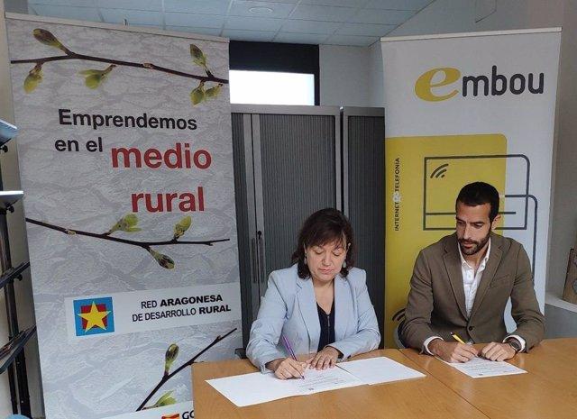 COMUNICADO: Em- pulsa, la iniciativa de Embou y RADR para los emprendedores rurales