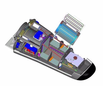 VÍDEO La ESA presenta una nave orbital reusable para carga científica