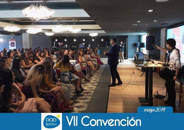 COMUNICADO: Ocio Hoteles celebra su VII Convención anual