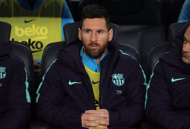 Messi redondea su sexto Pichichi y roza su sexta Bota de Oro