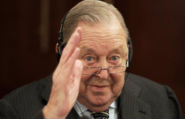 Fútbol.- Lennart Johansson, presidente de UEFA de 1990 a 2007 e impulsor de la 'Champions', fallece a los 89 años