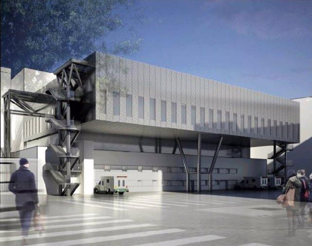 El Hospital Arnau de Vilanova de Lleida tendrá 16 quirófanos nuevos
