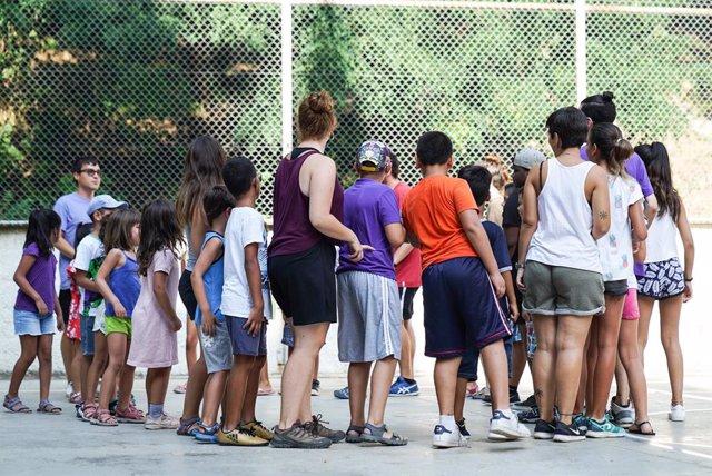 Barcelona concedeix 13.800 ajudes d'activitats d'estiu i denega més de 3.800