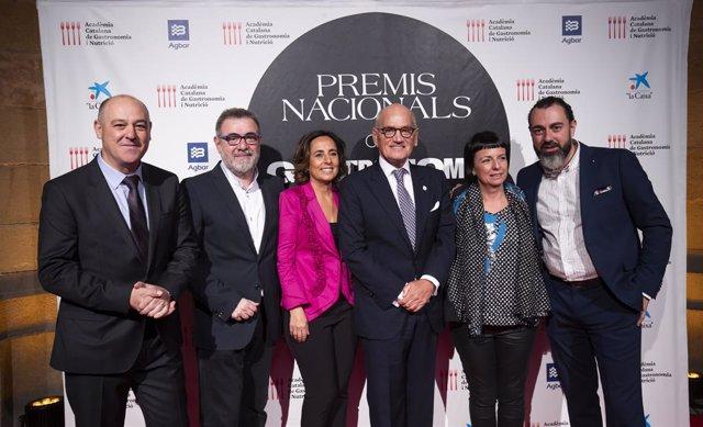 La xef i propietria del restaurant Els Cols, Premi Nacional de Gastronomia 2019