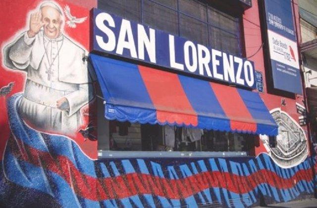 San Lorenzo llamará a su nuevo estadio Papa Francisco
