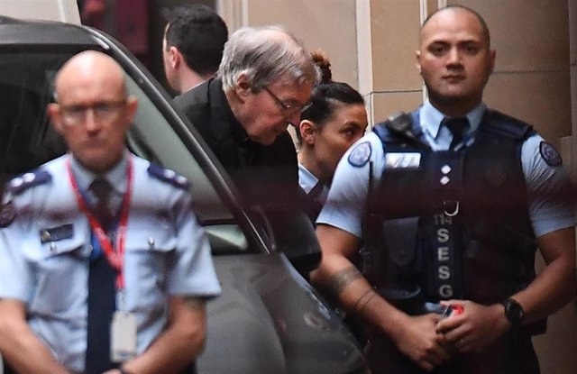 Cardinal George Pell trial in Melbourne