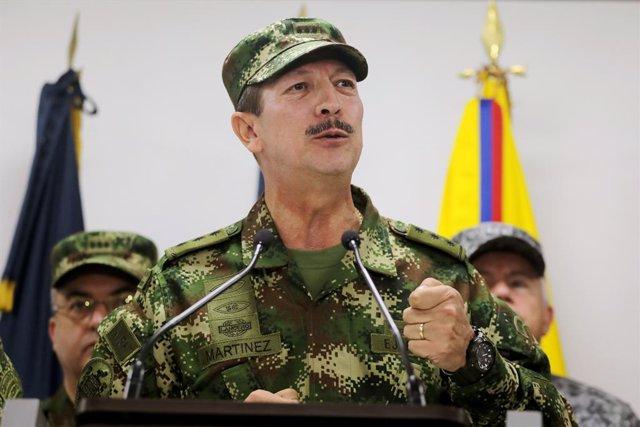 Colombia.- El Senado colombiano aprueba el ascenso del jefe del Ejército pese al escándalo de los 'falsos positivos'