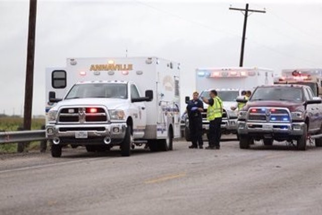 Al menos seis migrantes salvadoreños mueren y otros cinco resultan heridos tras una persecución policial en EEUU