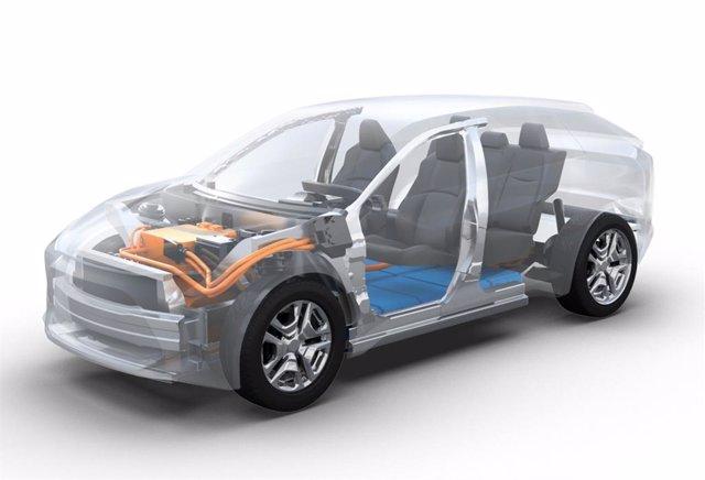 Economía/Motor.- Toyota y Subaru desarrollarán una plataforma de turismos y todocaminos eléctricos