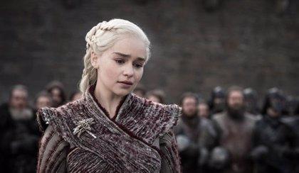 Emilia Clarke se arrepiente de una cosa del final de Juego de Tronos