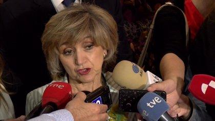 """Carcedo defiende la """"igualdad"""" en el calendario de vacunación en toda España y ensalza el alto grado de cobertura"""