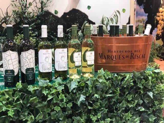 Marqués de Riscal presenta sus vinos ecológicos en 'Organic Food Iberia' de Madrid