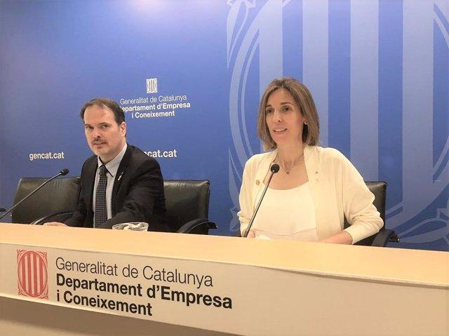 Chacón plantea al Gobierno qué piensa hacer para revertir el decreto sobre sedes de empresas