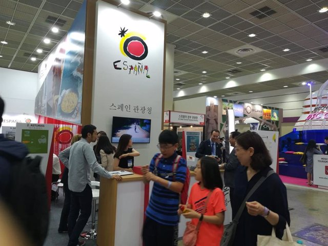 Turismo.- Cáceres promociona sus recursos en la KOFTA, la Feria Internacional de Turismo de Corea del Sur