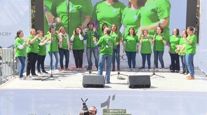 La AECC pide un minuto de música a la población para conseguir un minuto contra el cáncer