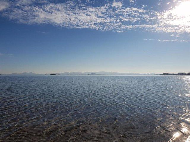Agua.- La CHS recuerda que los vertidos directos al Mar Menor son competencia de la Comunidad de Murcia