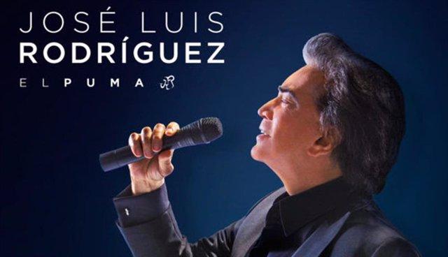 El Puma (José Luis Rodríguez) visitará Madrid, Barcelona, Bilbao y La s Palmas de Gran Canaria dentro de su gira mundial