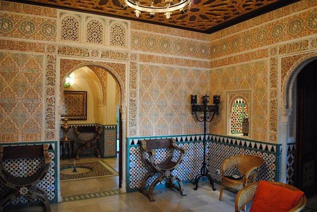 Sevilla.- Paradas y su casa palacio inspirada en la Alhambra acogerán el rodaje de una película francesa