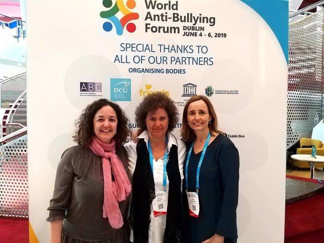 Convivèxit presenta la experiencia contra el acoso escolar de Baleares en el Foro Mundial Anti-bullying de Dublín
