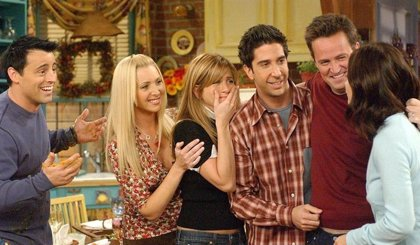 "Jennifer Aniston, sobre el regreso de Friends: ""¿Por qué no?"""