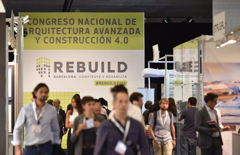 Rebuild 2019 llega en septiembre a Madrid y abre la convocatoria de la II edici