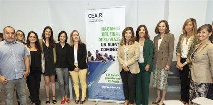Acciona y la Fundación Quiero Trabajo impulsan la empeabilidad de 25 mujeres refugiadas en Madrid y Barcelona
