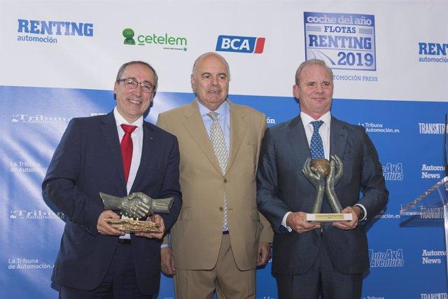 Economía/Motor.- Mikel Palomera (Seat), Personalidad más Relevante del Sector de Automoción 2019