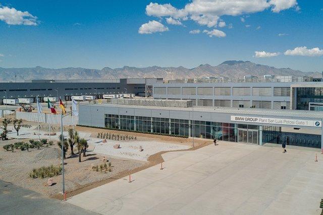 Economía/Motor.- BMW invierte casi 900 millones en una nueva planta en San Luis Potosí (México)