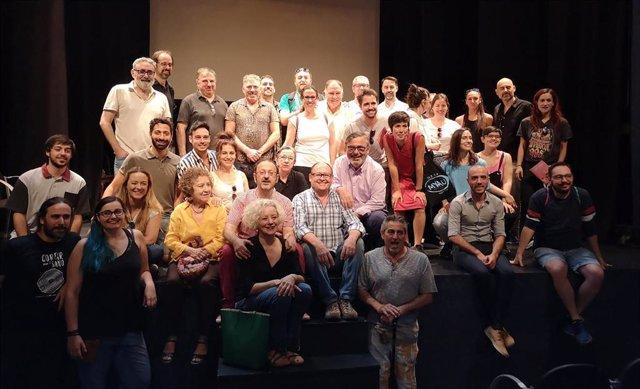 Sevilla.- La Imperdible y CCOO ponen fin al Teatro Duque ante la mudanza del sindicato al edificio Sponsor