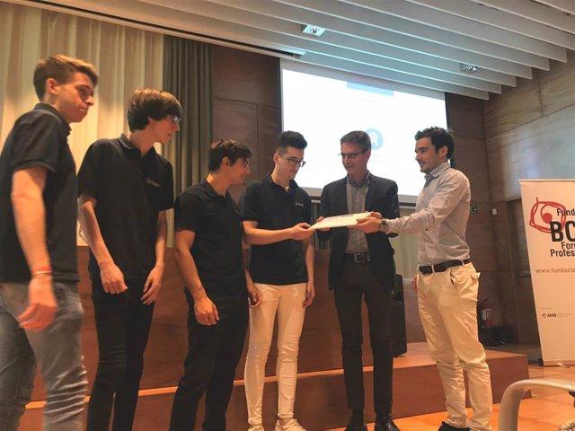 Un proyecto para geolocalizar coches gana el premio Metròpolis FPLab en el ámbito portuario