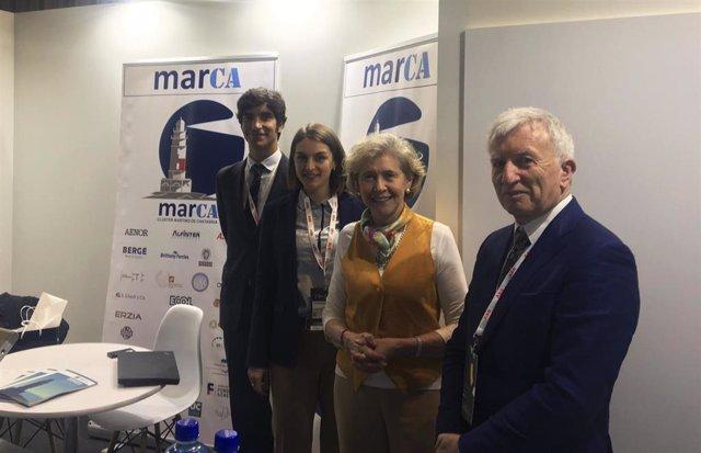 La industria marítima de Cantabria fortalece su red de contactos internacionales en Nor Shipping