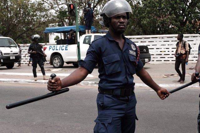 Ghana.- Secuestradas dos cooperantes canadienses en el centro de Ghana