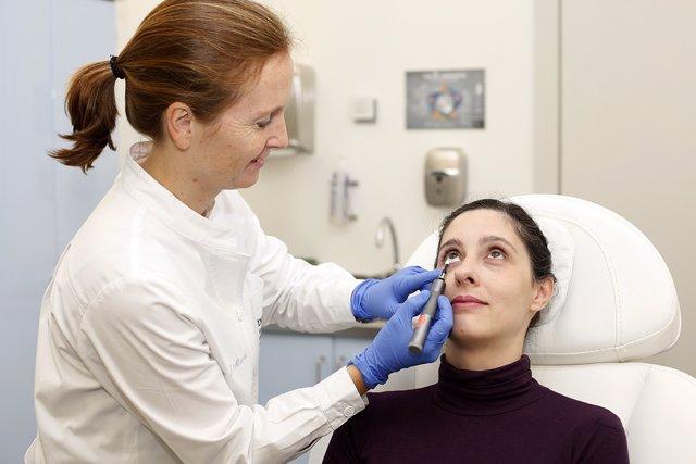Hasta un 1% de los pacientes con ojo seco puede tener la enfermedad de forma crónica, según un experto
