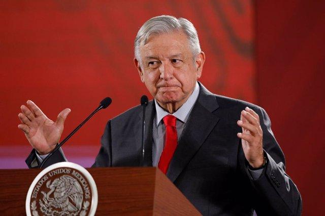 México/EEUU.- López Obrador confía en cerrar un acuerdo con EEUU este mismo jueves