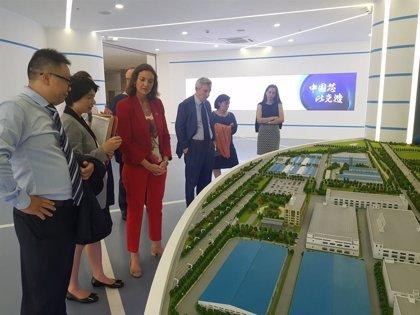Dos empresas chinas fabricantes de baterías trasladan al Gobierno su interés por el mercado español