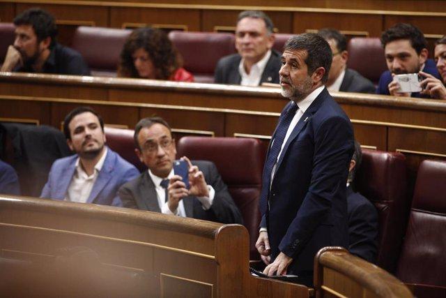 VIDEO: Batet remarca que es el Supremo quien debe decidir si Jordi Sànchez puede entrevistarse con el Rey
