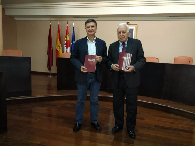 """Vázquez defienden el papel de las Diputaciones por su """"visión global y profundo conocimiento de la realidad territorial"""""""