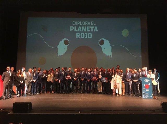 Grupo Caro Salmerón y Livelink Motor, empresas ganadoras de los Premios AJE Andalucía 2019