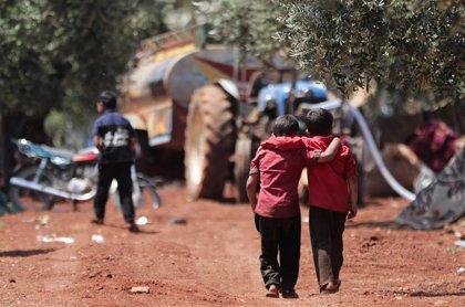 """La ONU insta a tomar medidas concretas para proteger a los niños en Siria ante la """"creciente brutalidad"""""""