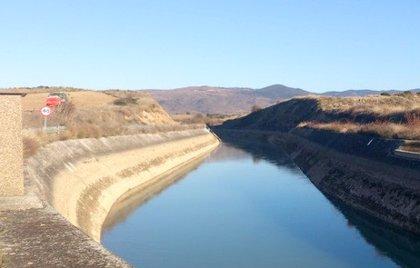 La CHE licita el mantenimiento de la primera parte del Canal de Bardenas