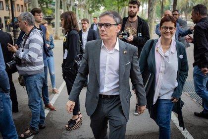 """Puigdemont elogia a Jové como uno de los más leales al proyecto """"de una Catalunya libre"""""""