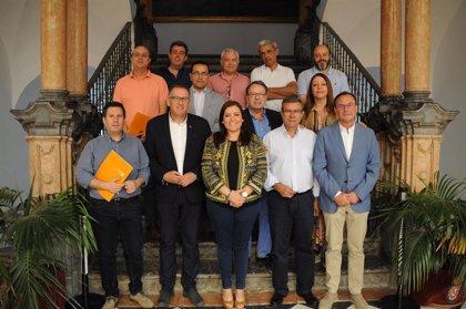 Iprodeco y los GDR de la provincia continúan su colaboración en favor del desarrollo del medio rural en Córdoba