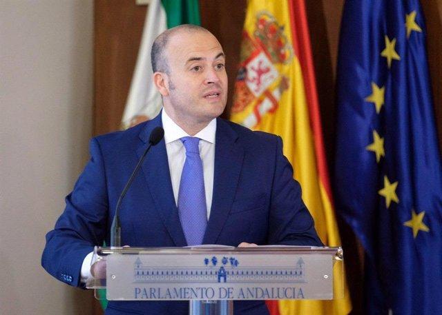 Huelva.- Cs destaca compromiso con la lucha contra violencia de género reforzando los juzgados de la provincia