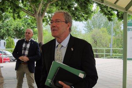"""Velasco sitúa enmiendas al presupuesto """"en la lógica parlamentaria"""" para someter la negociación """"a una cierta presión"""""""