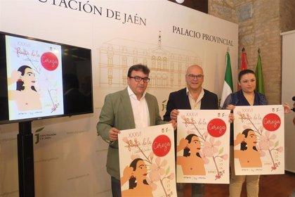 Castillo de Locubín prevé reunir a unas 8.000 personas en su XXXVI Fiesta de la Cereza