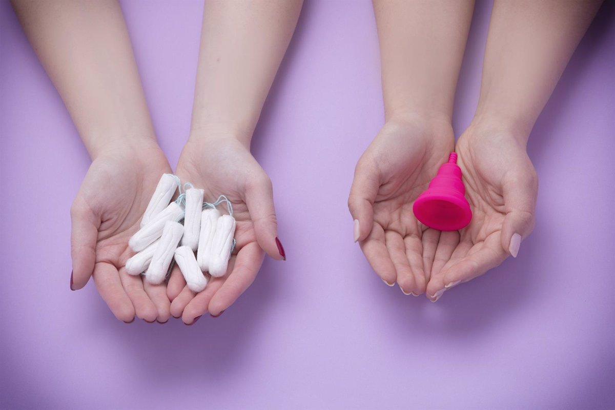 Cuántos productos de higiene menstrual y por cuánto dinero usarás hasta la menopausia?