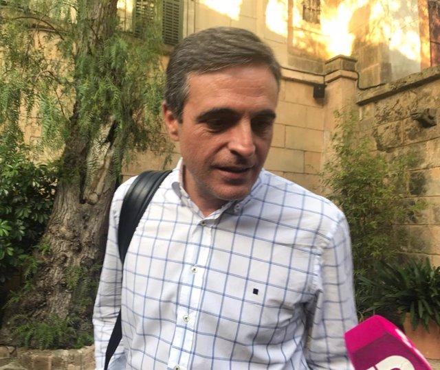 """26M.- Company asegura que la revisión de votos en Ibiza """"les preocupa"""" porque """"tienen muchas esperanzas"""""""