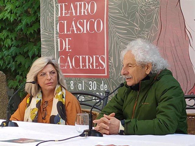 El Brujo estrena su última obra en Cáceres para inaugurar el XXX Festival de Teatro Clásico