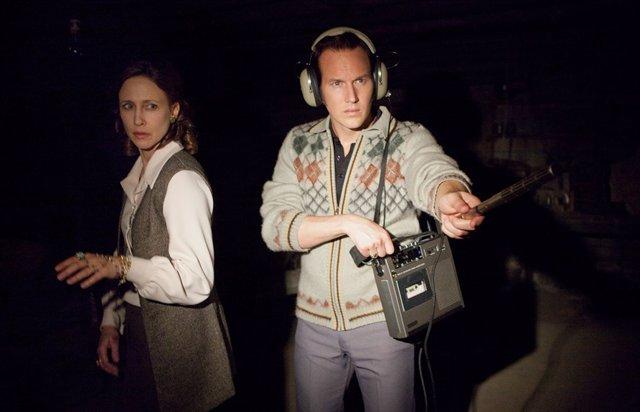 Arranca el rodaje de Expediente Warren 3 con una foto de Ed y Lorraine